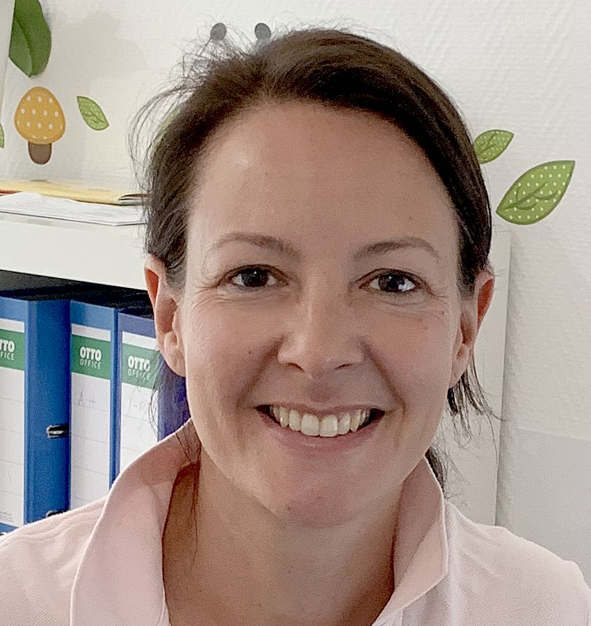 Pediatrician assistant Mrs. Pimpl Bad Homburg